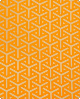 Vapor Wallpaper  - pumpkin: Also available in gold, silver, licorice and scrubs.