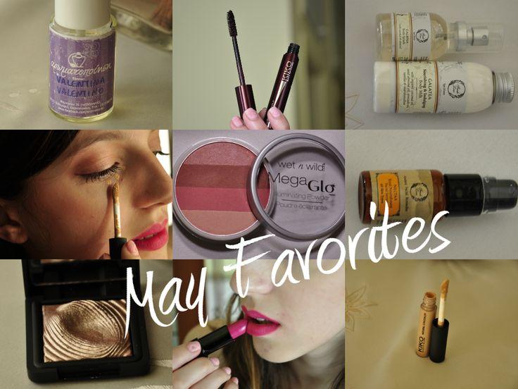 May Favorites & Mini Reviews! http://www.beautymaniac.gr/2014/06/mini-reviews.html  Ποιά είναι τα δικά σας αγαπημένα; <3