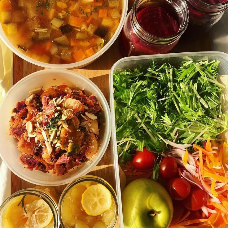 Ready for the veggie weekend! #vegetable#beets#sweetpotato #apple #soup#salad#vegetarian#jam #nutrition #hempseeds #healthy#lemon#サラダ#ヘルシー#スープ#週末