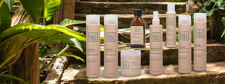 hbl Hair Care is a holistic approach to hair care using healthier ingredients without sacrificing performance. Gentle pH stable formulas provide superior cleansing, conditioning and styling, all while focusing on maintaining and enhancing hair that has been colorized or chemically processed.