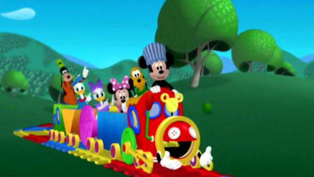 Mickey Mouse Clubhouse Video | Disney Junior. This show Mickey Mouse brings back a memory of when I was little and I watch it and I always had my mom put it on the T.V