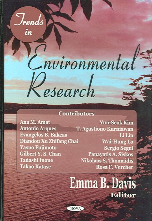 Trends in Environmental Research