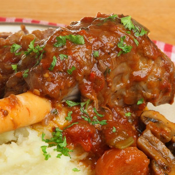 ... | Lamb shank recipe, Braised lamb shanks and Mashed potato recipes