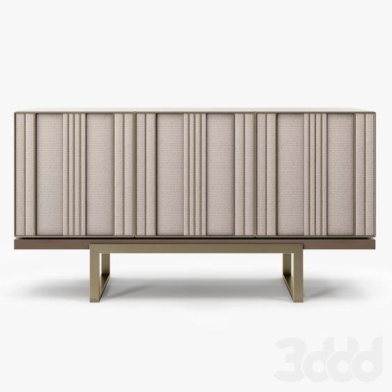 Frato Ascot Sideboard #ffurniture #sideboard #Design See more at http://memoir.pt/