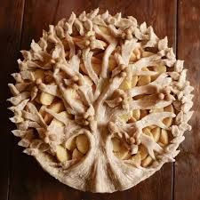 Image result for beautiful pie crust
