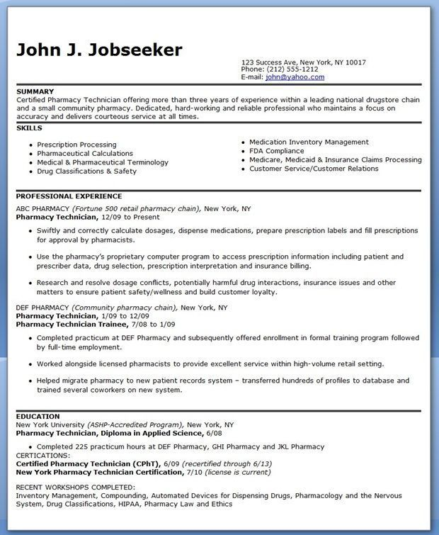 B Pharmacy Resume Format For Freshers Resumeformat Marketing