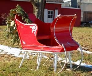 Christmas Sleigh Outdoor Decoration Clearance - Bing images