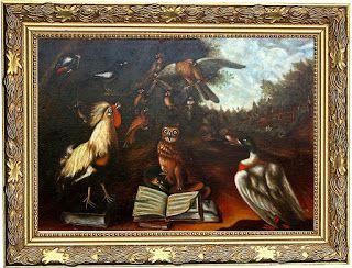 Szerintem szép!: A baromfiudvar, és a vadon madarai, a bölcs bagoly...