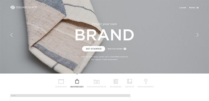 40+ Beautifully Flat Web Designs for Your Inspiration