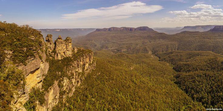 The Three Sisters, Blue Mountains, NSW – Australia