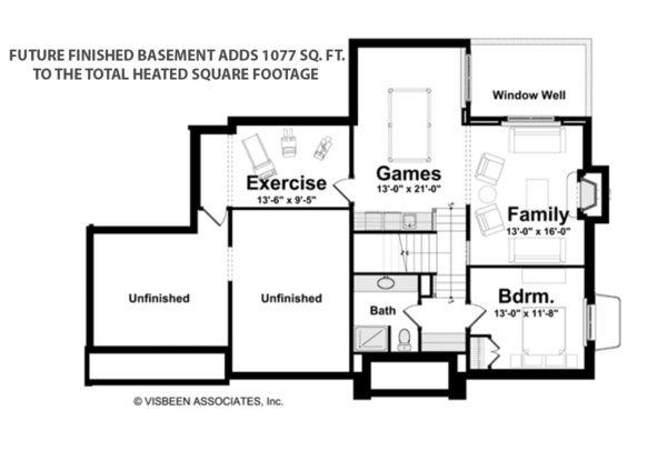 Future Finished Basement Basement Layout House Plans Basement Renovations