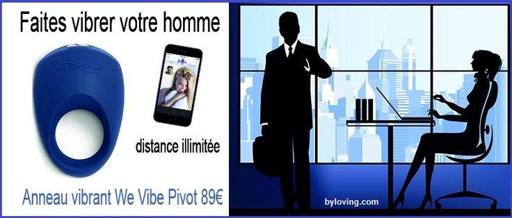 Anneau vibrant We Vibe Pivot  appli smartphone à distance au SexShop Tours ByLoving. We Vibe Pivot s'utilise pendant l'amour, retient éjaculation et stimule clitoris! Prenez le contrôle de vos homme via smartphone et faites le vibrer ! We Vibe Verge et We Vibe Pivot au loveshop Tours By Loving. #anneau #anneauvibrant #anneaupenien #vibromasseur #sextoys #sextoy #vibromasseurs #gode #sexshoptours #sexshop37 #loveshoptours #loveshop37 #lovestoretours #lovestore37 #wevibe #wevibepivot…