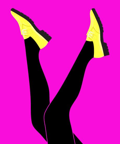 Black Tights That Don't Rip: Do They Exist? #refinery29  http://www.refinery29.com/best-black-tights