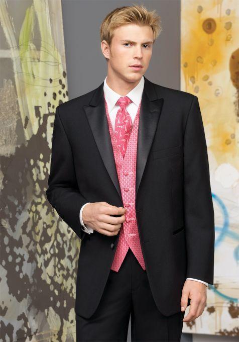 Koleksi pakaian jas pria formal warna hitam dari toko online disolo yang modelnya asli keren dan elegan visa dipakai buat jas pernikahan JAS FORMAL MODEL MODERN JP67