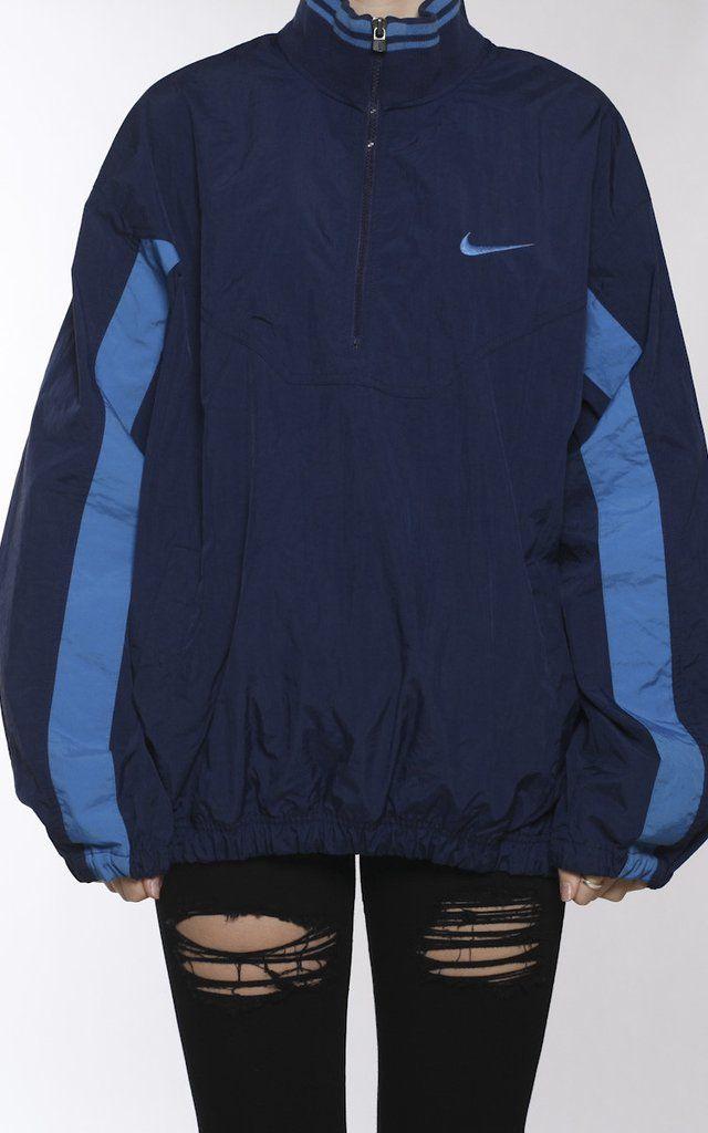 Vintage Nike Pullover Windbreaker