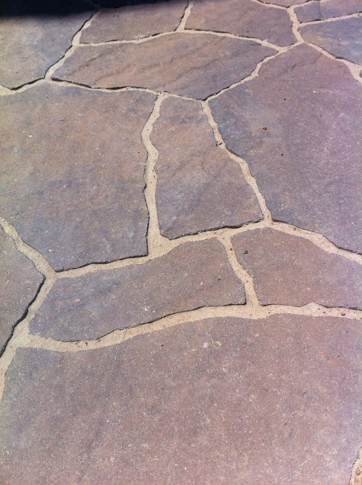 Installing A Flagstone Patio With Mortar: Best 25+ Flagstone Pavers Ideas On Pinterest