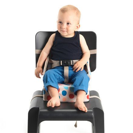 Rehausseur bébé compact et nomade - Easy Up