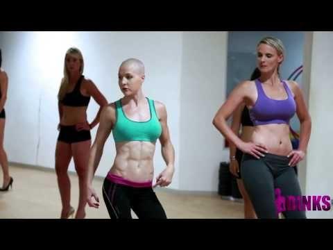 Lee binks fitness Posing Workshop