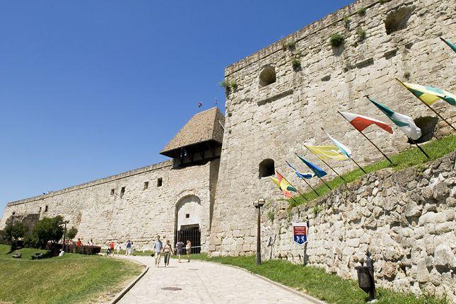 De burcht van Eger in Hongarije. Herbeleef de beroemde geschiedenis van generaal István Dobo.