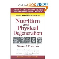 nutrition and physical degeneration pdf