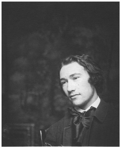 André Gide at 20, in 1888-1889.