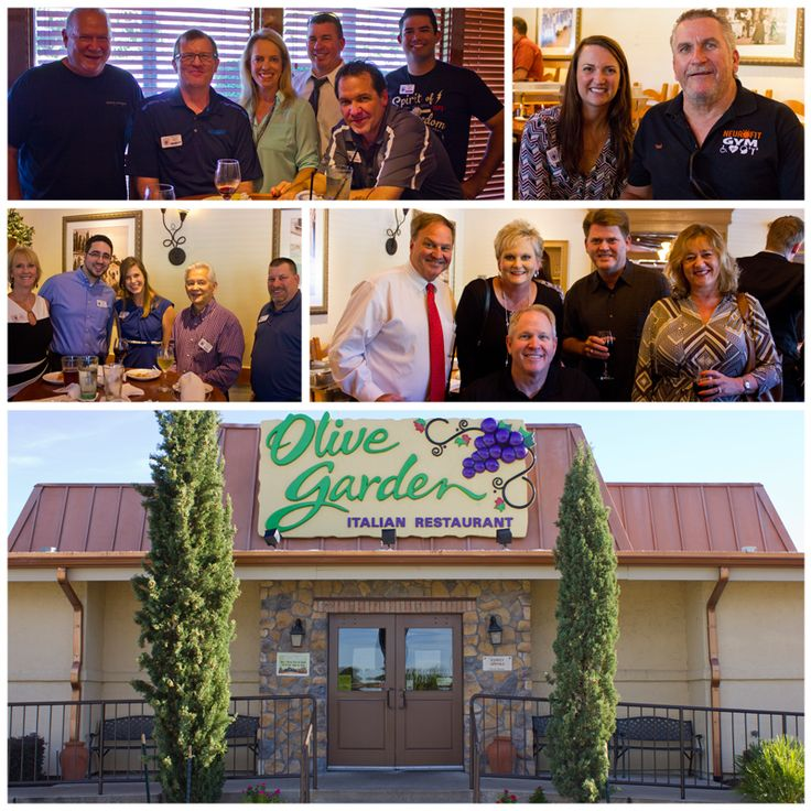 Thanks to Olive Garden, located at 301 Hwy. 114 W., for hosting last night's #GrapevineTX Chamber Business After Hours Mixer!