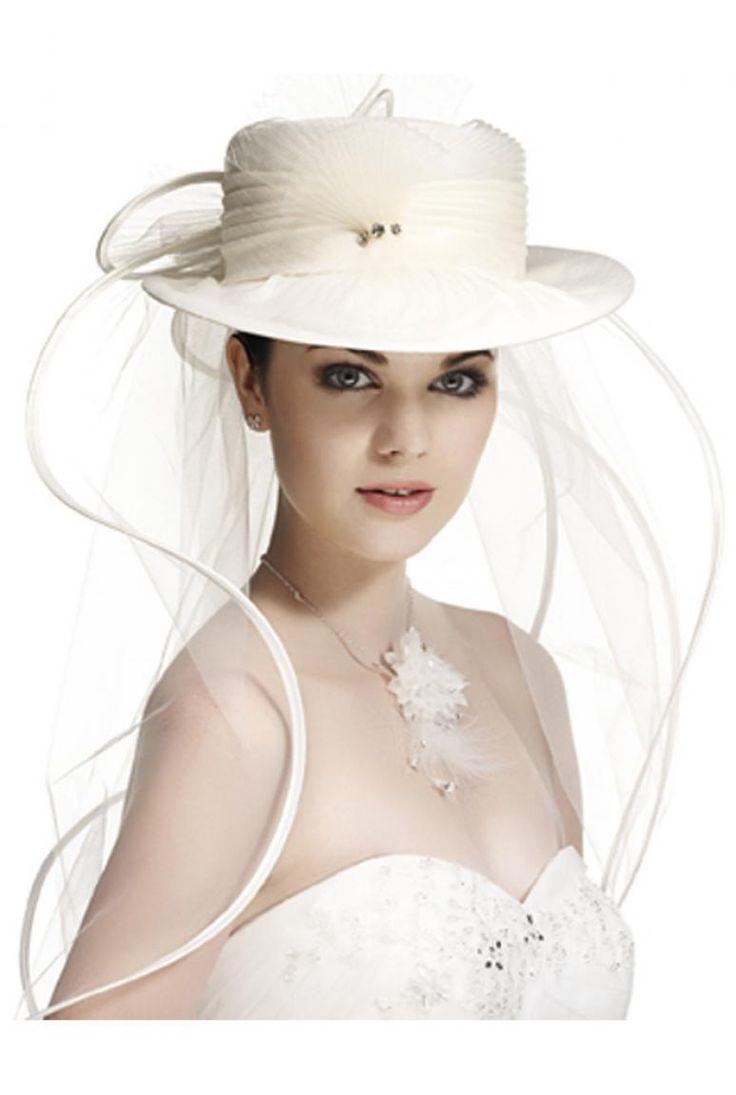 Chapeau femme pour mariage