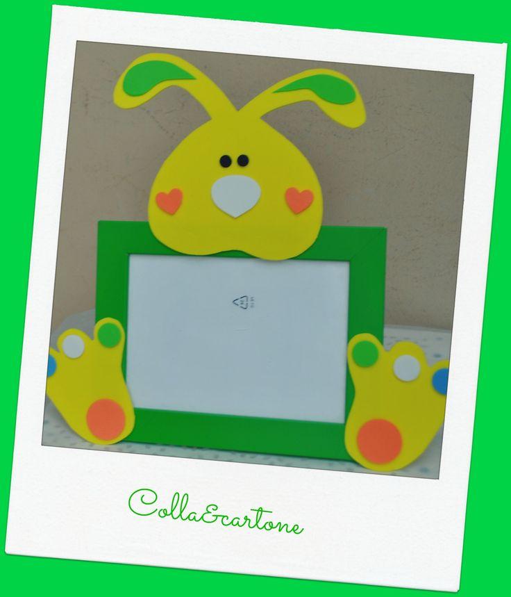 portafoto bunny