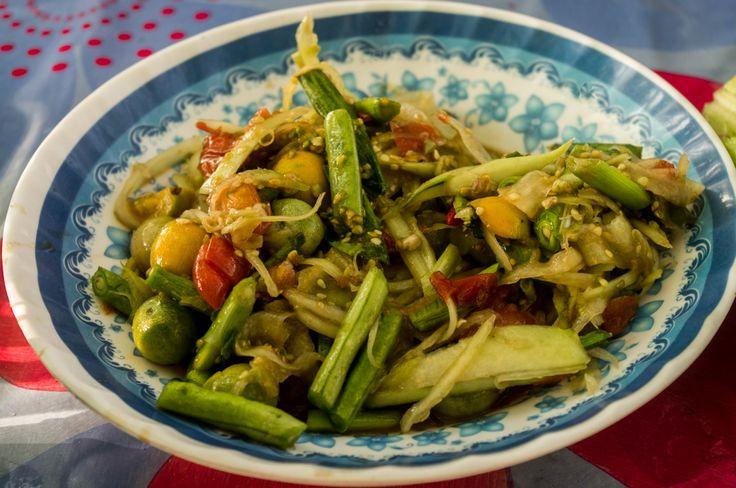 First tastes of Laos