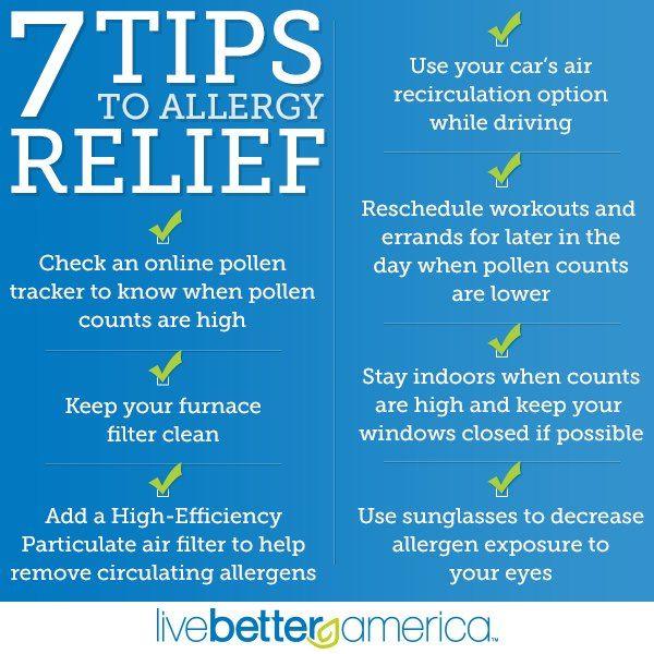Allergy Relief http://livingwell-nutrition.com/