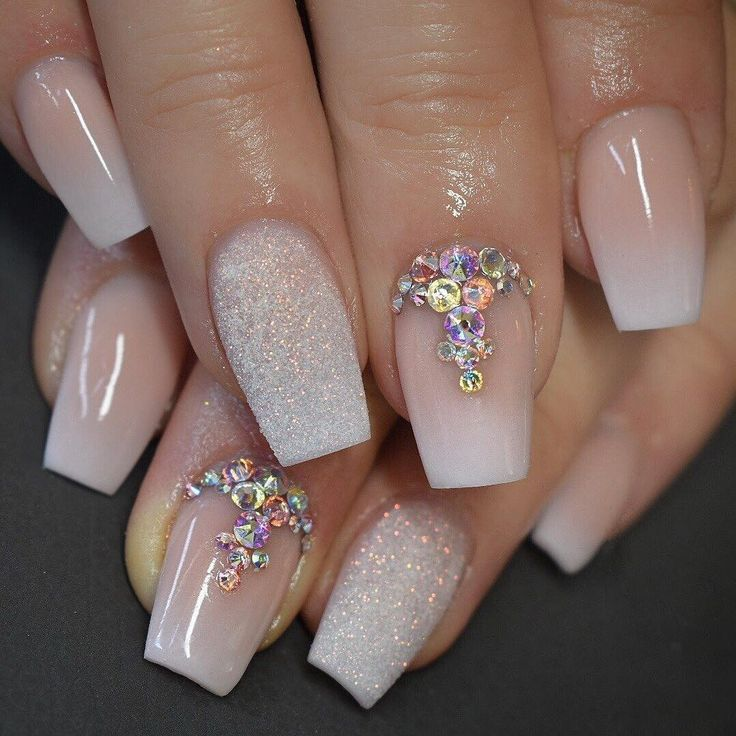 What kind of nails do you like to marry? Some good-looking nail styles are recommended for everyone., nail art blog Bridal manicure, nail classification, nail color, young girl manicure , nail art blog