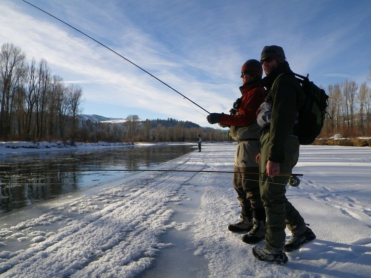 Best Winter Fly Fishing Idaho | Winter Fly Fishing In Idaho - The North American Fly Fishing Forum