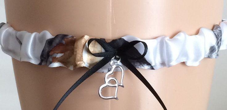 True Timber Camo Tossing Wedding Garter, Bridal Garter, Prom Garter, Keepsake Garter, Garters, Camouflage Garter, Bridal Accessories