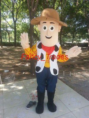 Cowboy Costume Mens