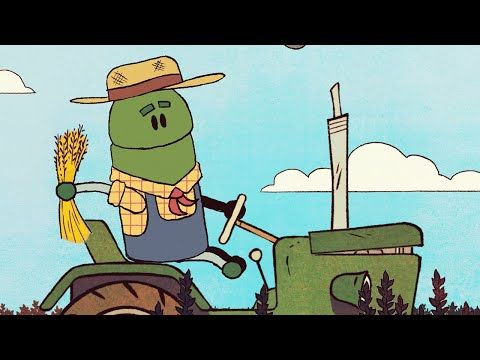 """""""Farmer,"""" Songs about Professions by StoryBots - YouTube"""