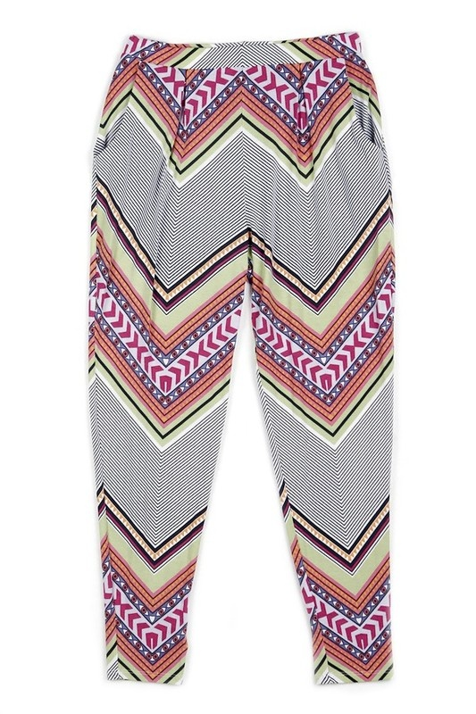 Mara Hoffman Harem Pants with Tribal Print. I want to wear pants like these with simple breezy tanks and sandals all summer long.: Wear Pants, Print Pants, Mara Hoffman, Beach Pants, Harem Pants, Tribal Prints, Harems, Crazy Pants