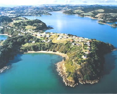 Kennedy Point winery, Waiheke Island, New Zealand