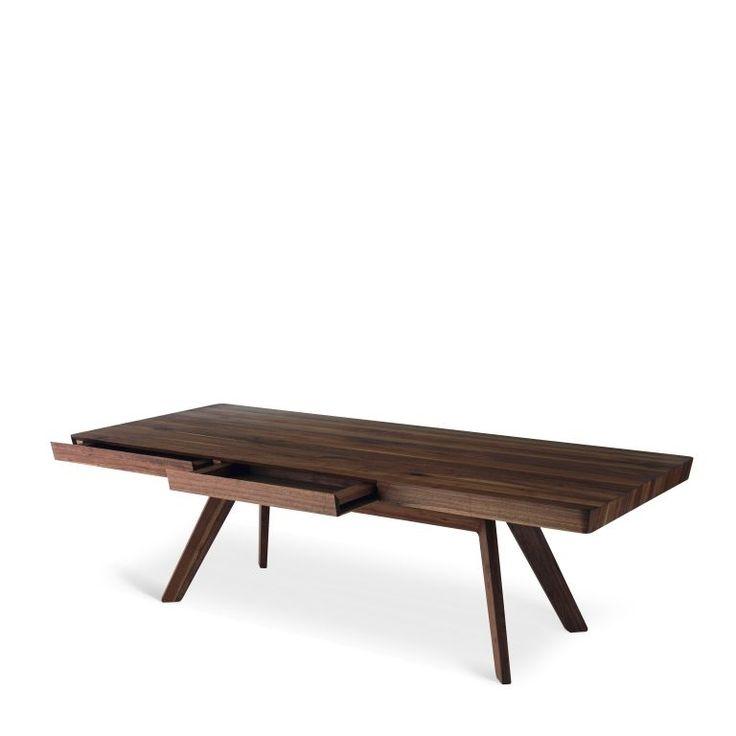 Meilen table by StauffacherBenz, Atelier Pfister