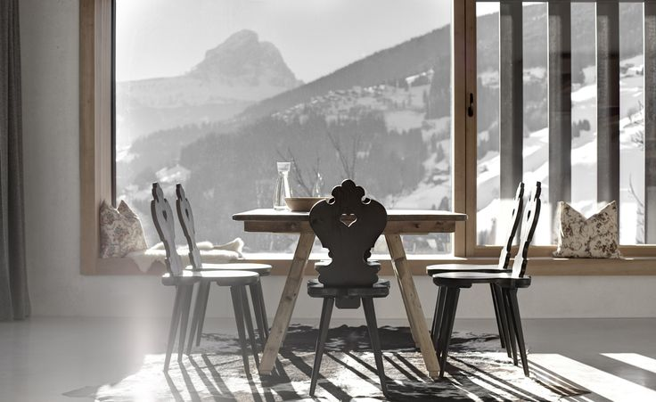 Modern Chalet, South Tyrol, Italy