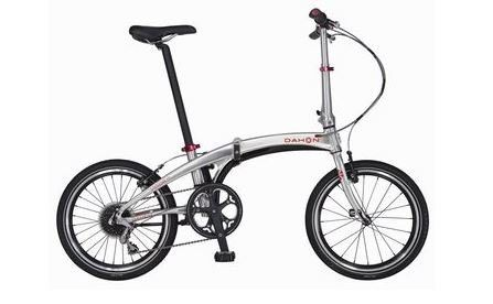 Dahon Vigor P9 Folding Bike 20-Inch Wheels With a 9 Speed