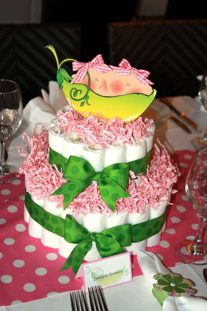 two peas in a pod baby shower party ideas