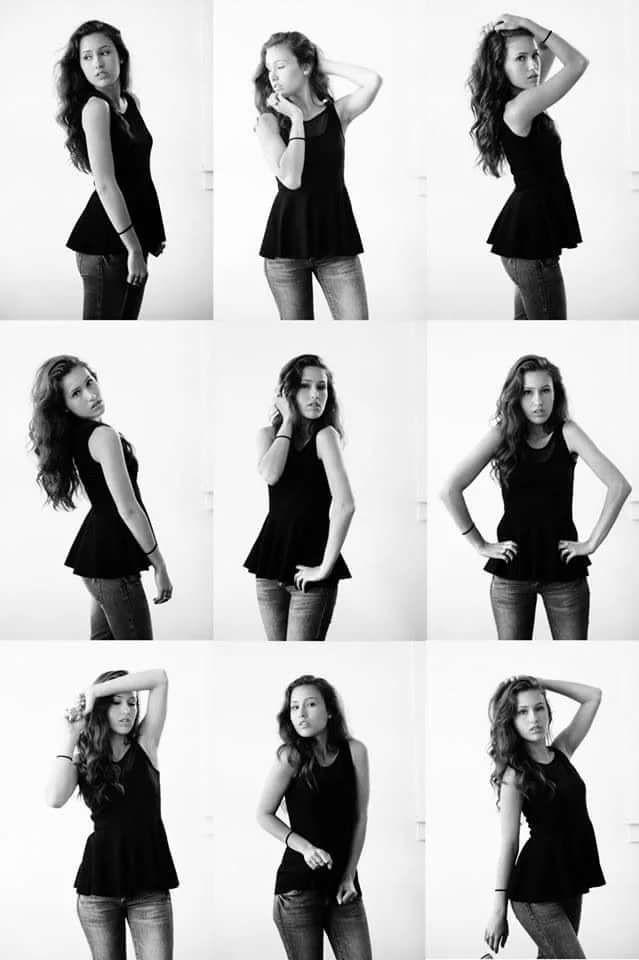 Как сделать красивые фотографии в полный рост