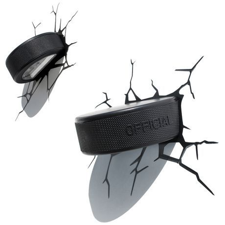 3D Hockey Puck Lights for sale at Walmart Canada. Get Home & Pets online for less at Walmart.ca