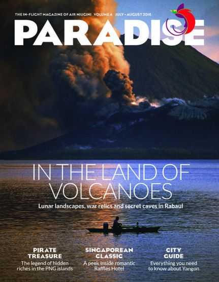 Paradise Magazine Article July/August 2016 (Volume 4, 2016)