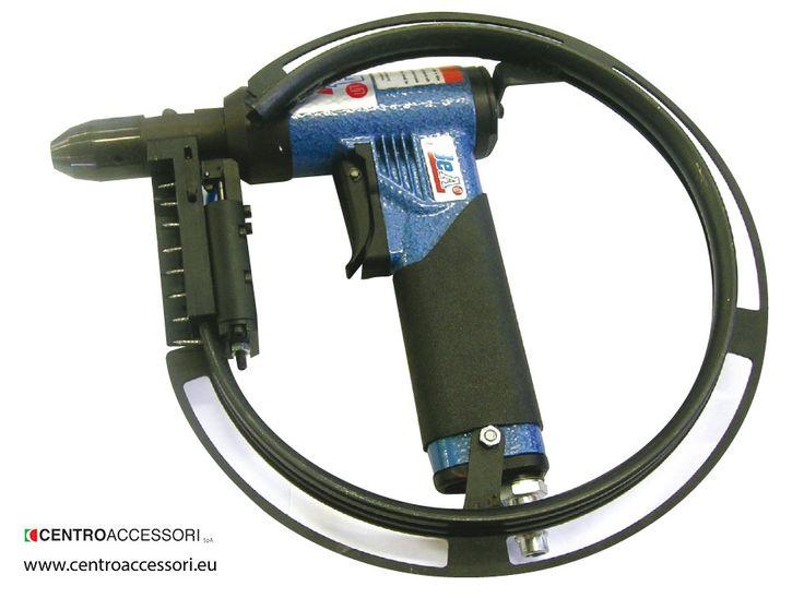 Bullettatrice per chiodi zoccoli. Gun for clogs. #CentroAccessori