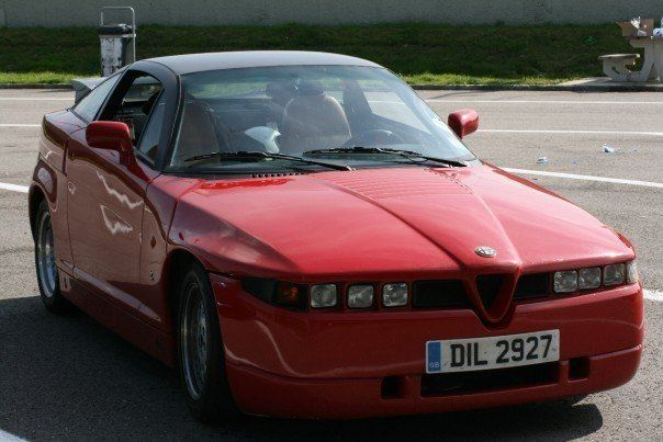 Follow the link to see two laps of Goodwood Circuit onboard my 3.5 litre Alfa SZ #alfasz #dreamcars #italiancar #alfaromeosz