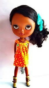 Image result for blythe dolls african american