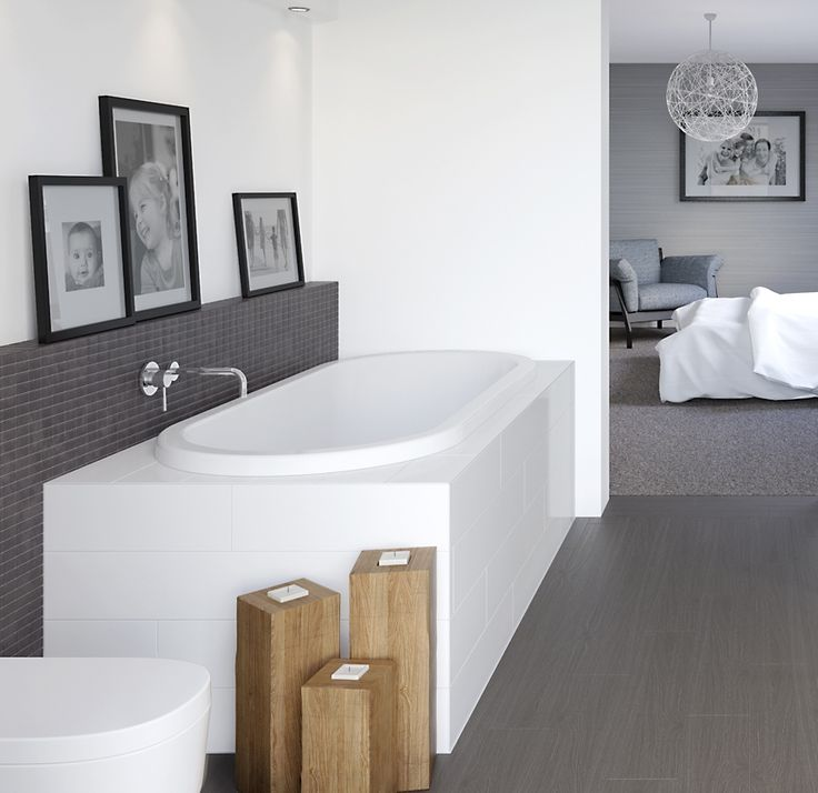 Serene - Bathroom Inspiration package at Bunnings Warehouse #urban #beachy #relaxed #sophisticated #familybathroom