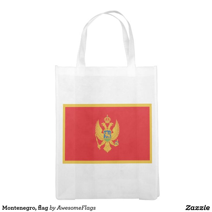 Montenegro, flag