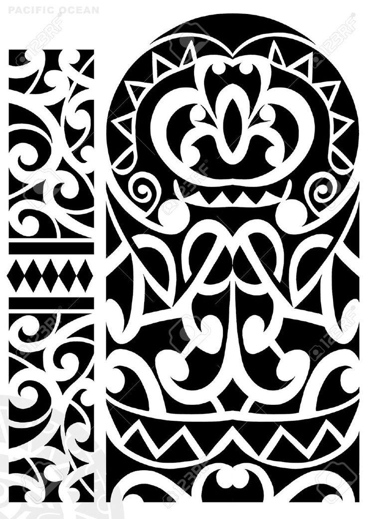 Tattoo Flash Maori: 460 Best Images About Tattoo Maori Tribal On Pinterest